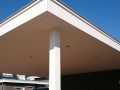 Carport Veranda, Veranda Plaza, Glazen schuifwanden, terrasoverkapping, overkapping, buitenkamer, tuinkamer, houtkachel, lichtstraat, daklicht, balustrade, terrasverwarming, tuin, terras, houten vloer.