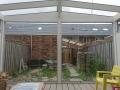 Exclusieve tuinkamer met glazen schuifwanden van Veranda Plaza 16