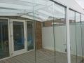 Exclusieve tuinkamer met glazen schuifwanden van Veranda Plaza (5)