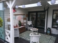 Exclusieve veranda met glazen schuifwanden van Veranda Plaza (11)