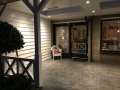 Exclusieve veranda met glazen schuifwanden van Veranda Plaza (17)