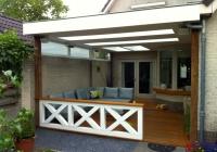 Exclusieve Veranda van Veranda Plaza in Gilze