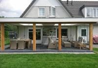 Exclusieve veranda van Veranda Plaza in Almere 1