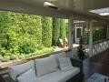12 Exclusieve Veranda van Veranda Plaza met glazen schuifwand
