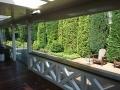 13 Exclusieve Veranda van Veranda Plaza met glazen schuifwand