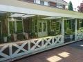 4 Exclusieve Veranda van Veranda Plaza met glazen schuifwand