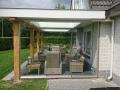 8 Exclusieve Veranda van Veranda Plaza met glazen schuifwand