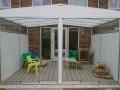Exclusieve tuinkamer met glazen schuifwanden van Veranda Plaza (8)