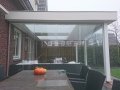 Exclusieve veranda met glazen schuifwanden van Veranda Plaza (4)