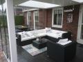 Exclusieve veranda met glazen schuifwanden van Veranda Plaza (6)