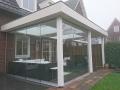 Exclusieve veranda met glazen schuifwanden van Veranda Plaza (8)