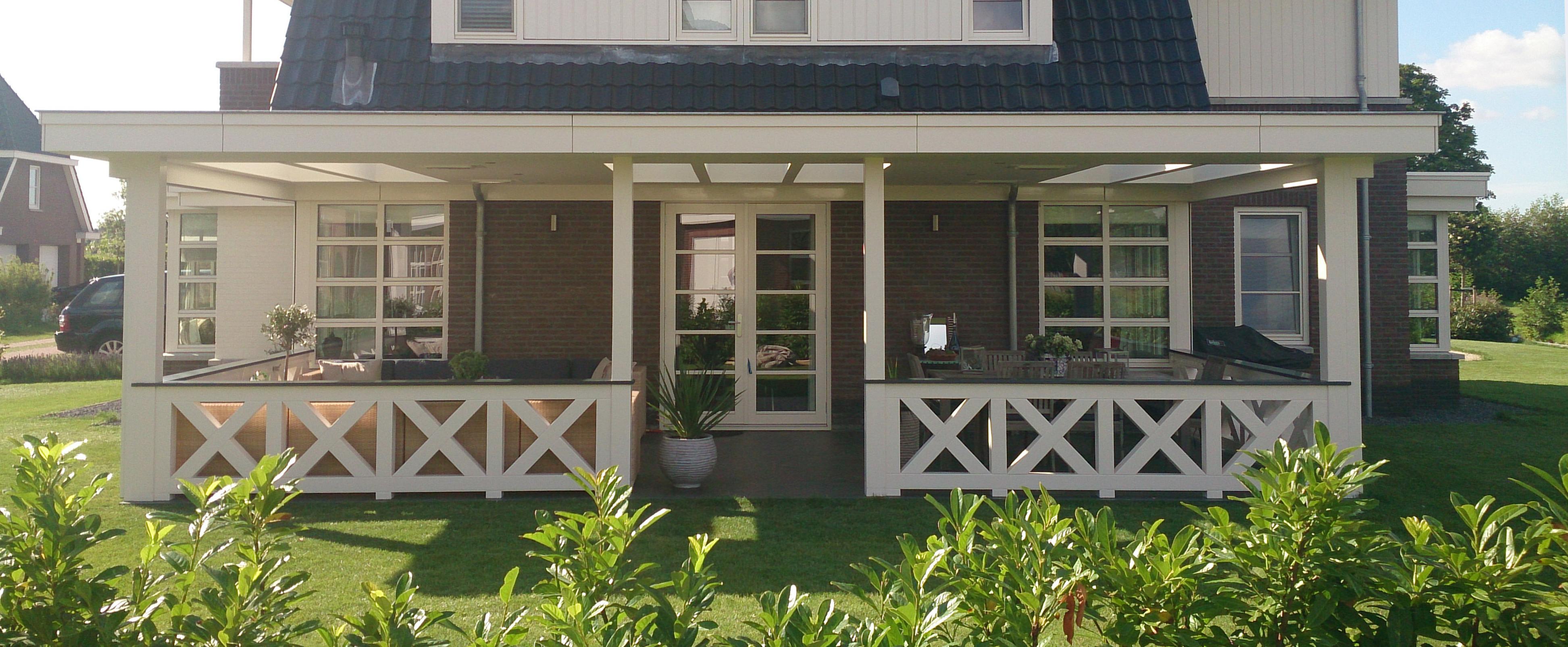 Terrassen Veranda veranda plaza voor uw exclusieve houten veranda terrasoverkapping