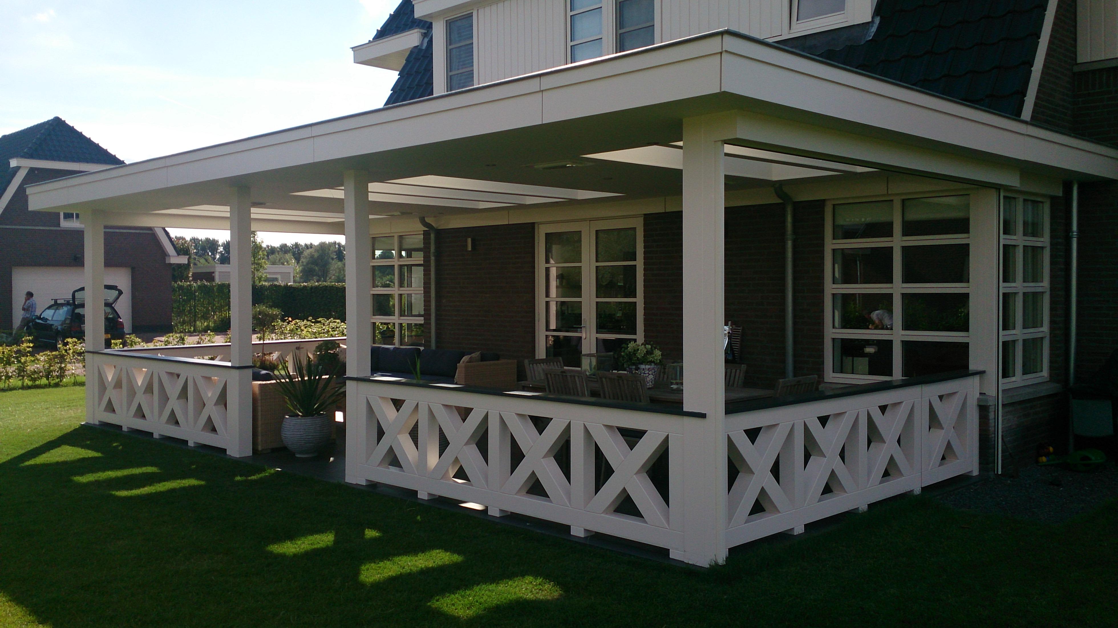 Exclusief genieten met veranda Plaza