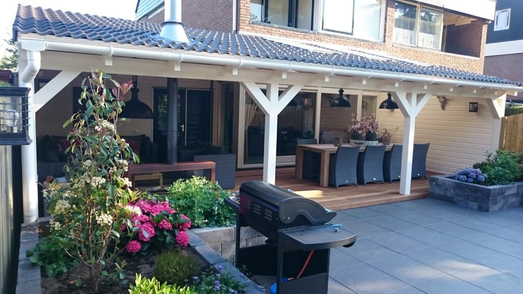 Woning met Veranda Plaza in Spijkenisse