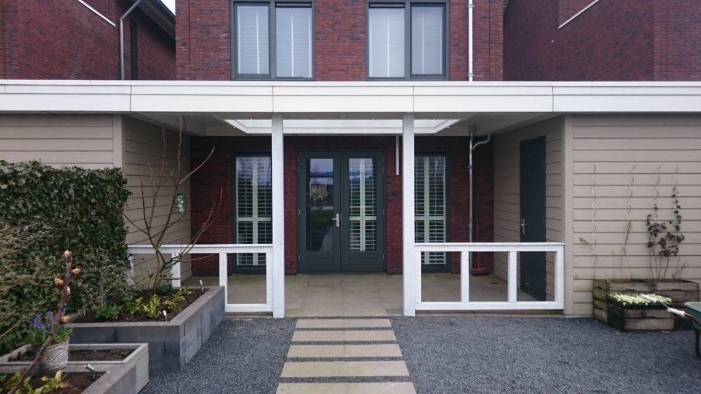 Woning met Veranda Plaza in Zevenhuizen