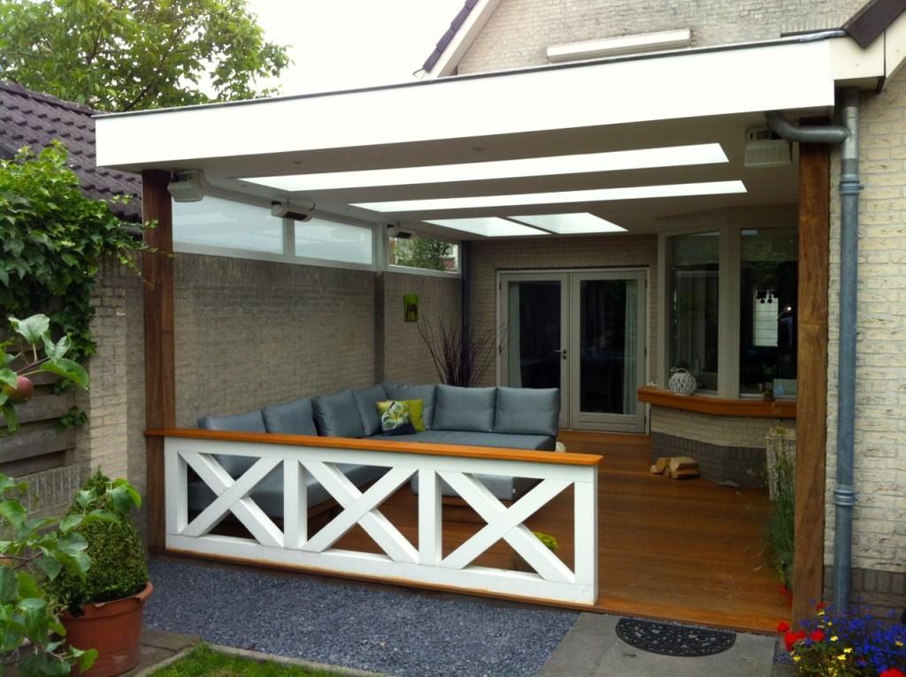 Woning met veranda in Gilze