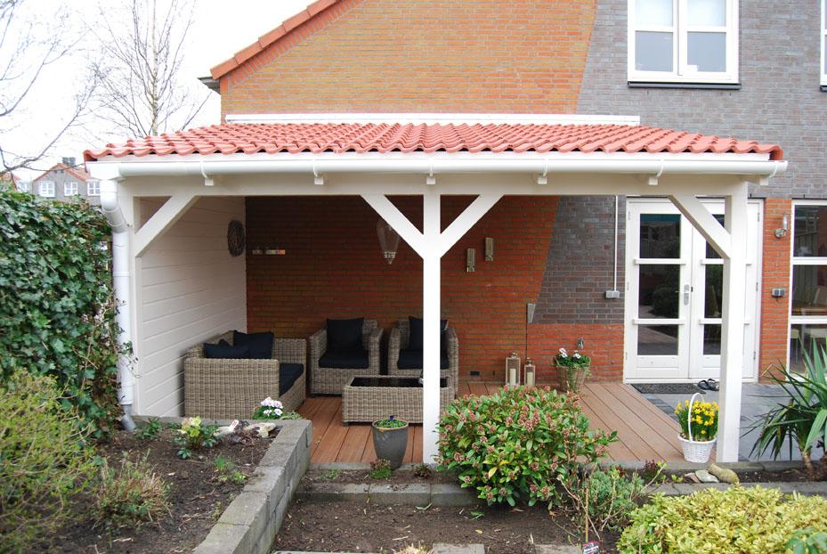 Woning met veranda in Beverwijk