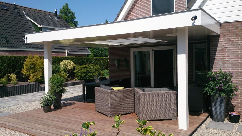 Woning met veranda in Abbekerk