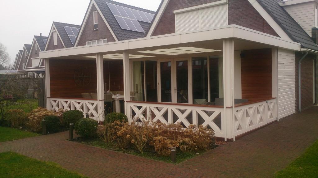 Woning met veranda in Heerhugowaard