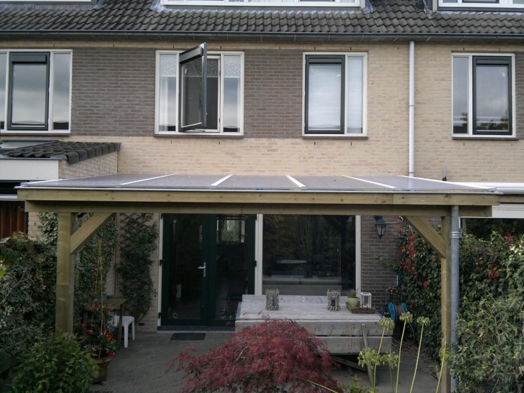 Woning met veranda in Amstelveen