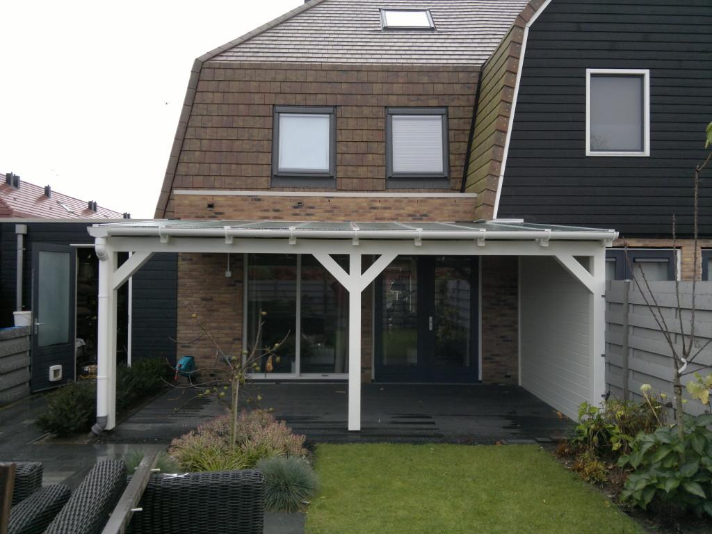 Woning met veranda in Vathorst Amersfoort