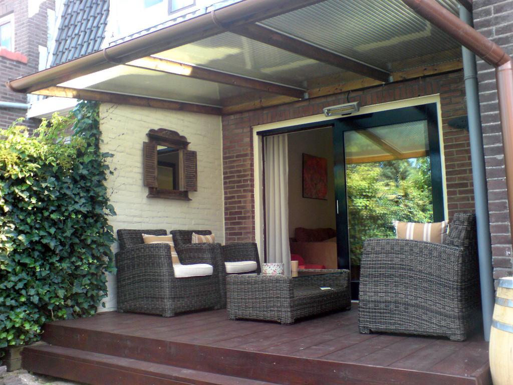Woning met veranda in Pijnacker