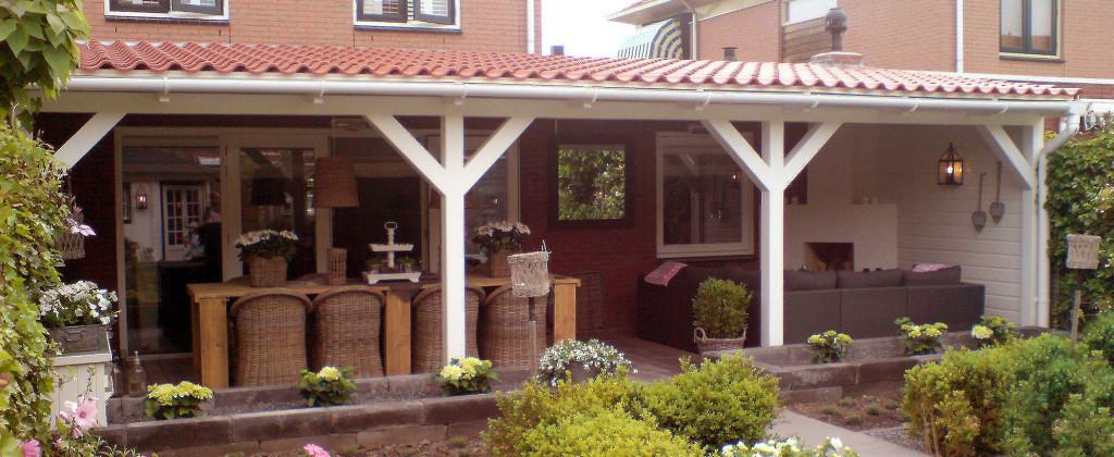 Woning met veranda in Nieuw Vennep