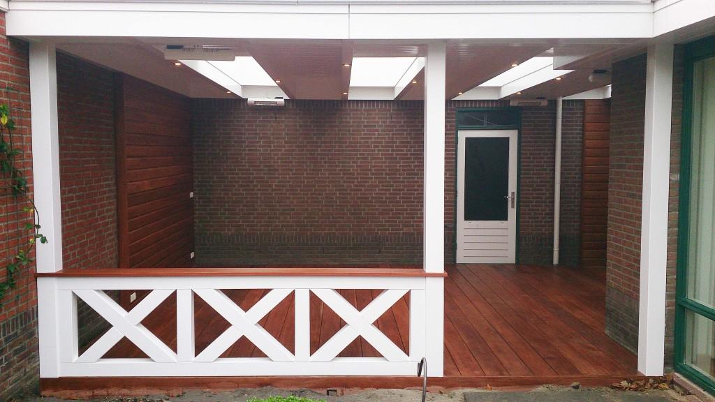 Woning met veranda in Den Haag