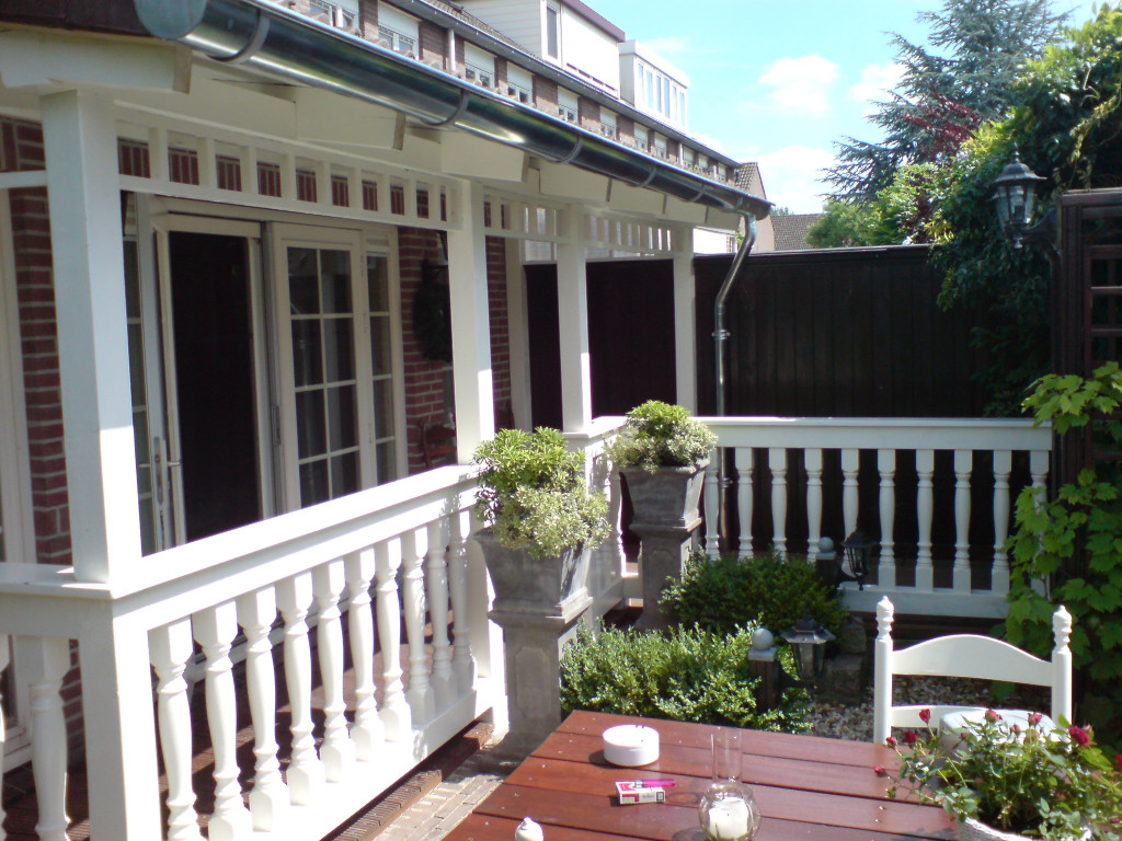 Woning met veranda in Almere