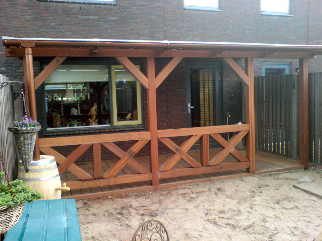 Woning met veranda in Delfgauw