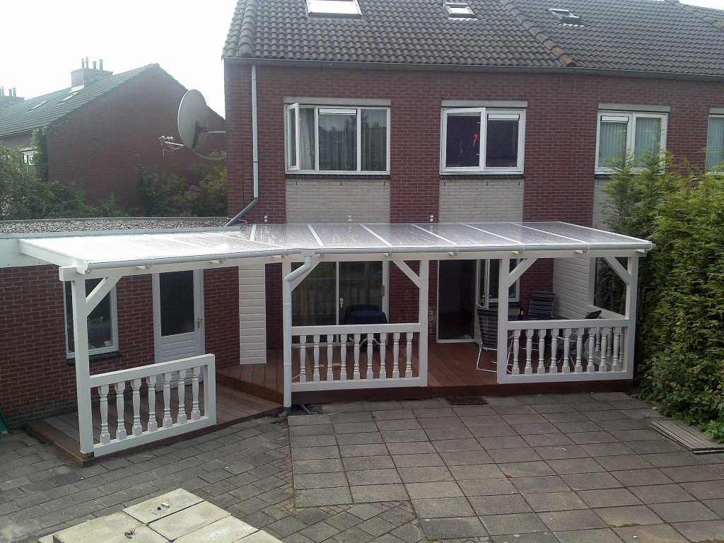 Woning met veranda in Hoofddorp