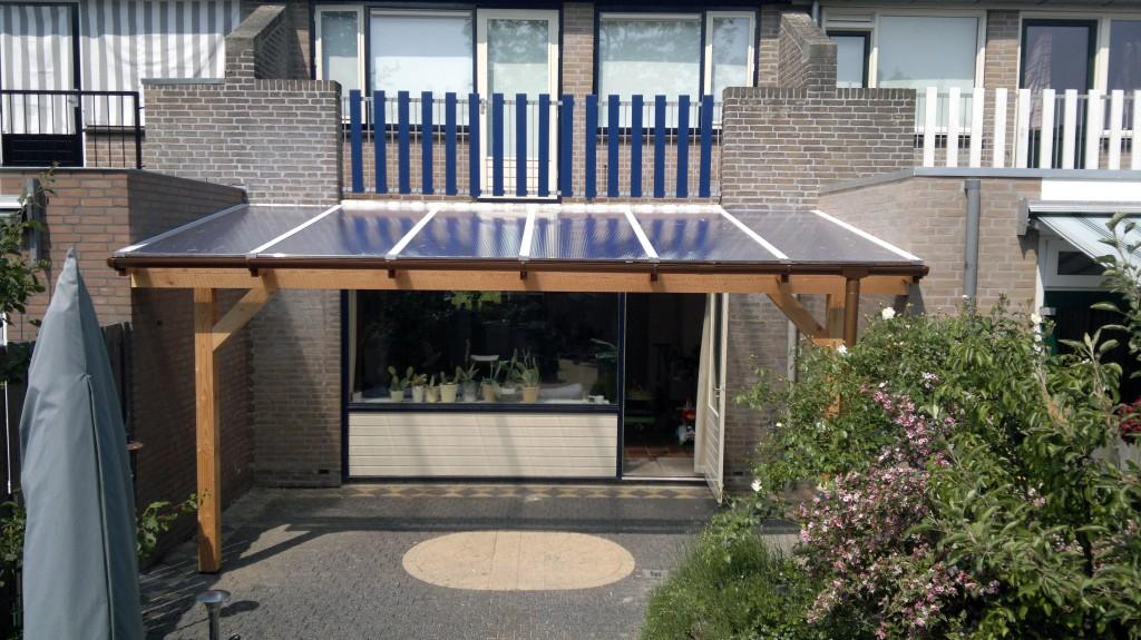 Woning met veranda in Katwijk