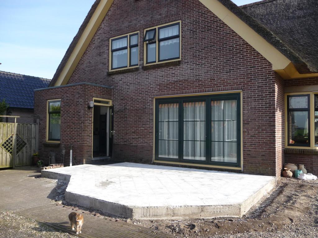 Woning zonder veranda in Aarlanderveen