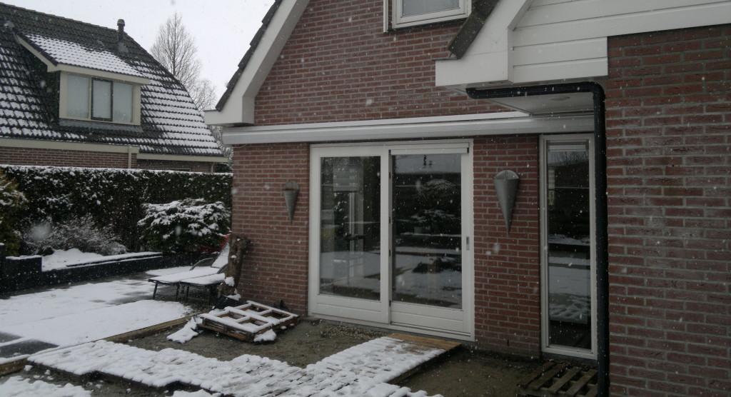 Woning zonder veranda in Abbekerk