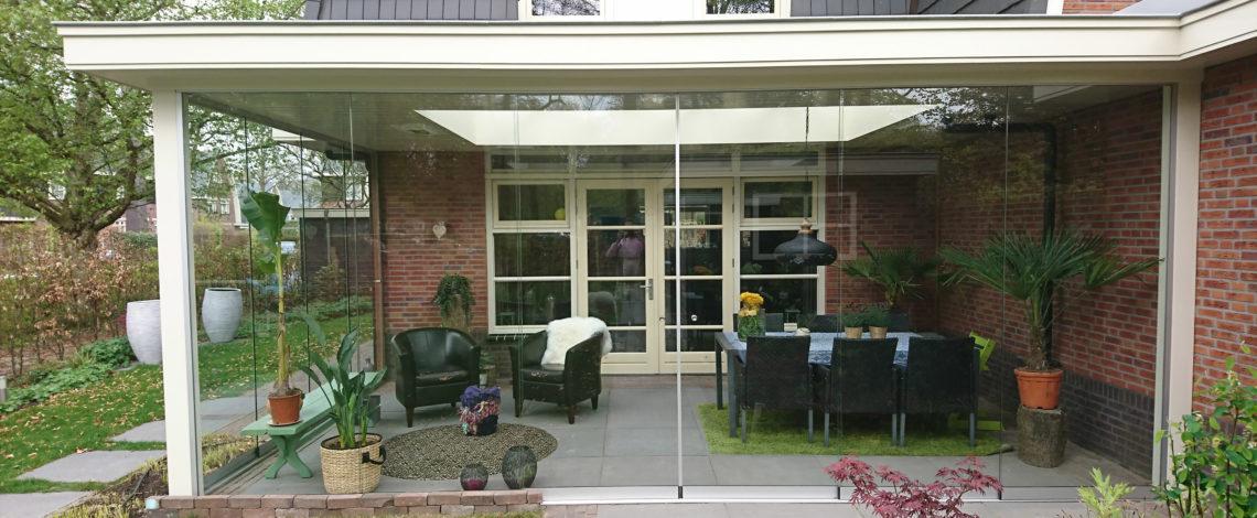 Exclusieve veranda van Veranda Plaza in Bloemendaal